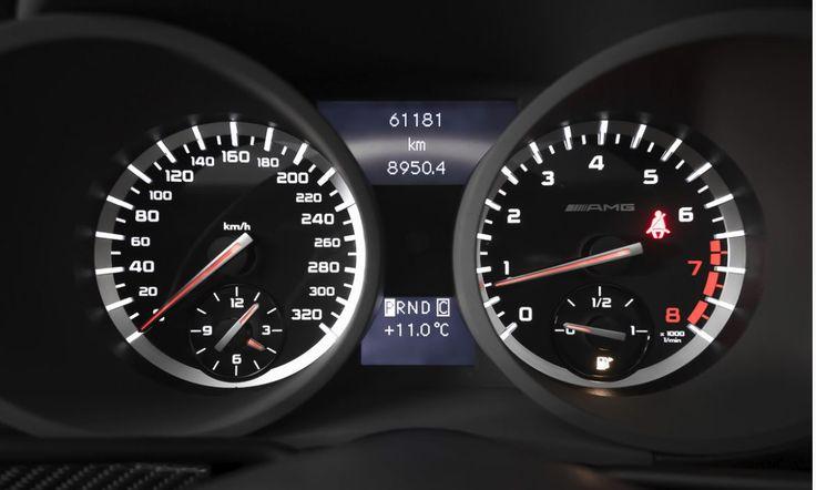 Mercedes-Benz Μοντέλο SLK 55 AMG έτος 2008