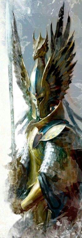Prince Tyrion - Hauts Elfes