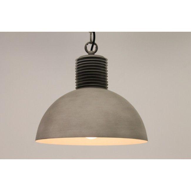 Hanglamp FACTORY Old Grey | Ø 70 cm - Toon alle hanglampen - Hanglampen - Producten