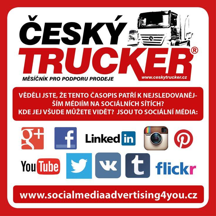 https://flic.kr/ps/3f1bLU | Česky Trucker - advertising magazine's photostream