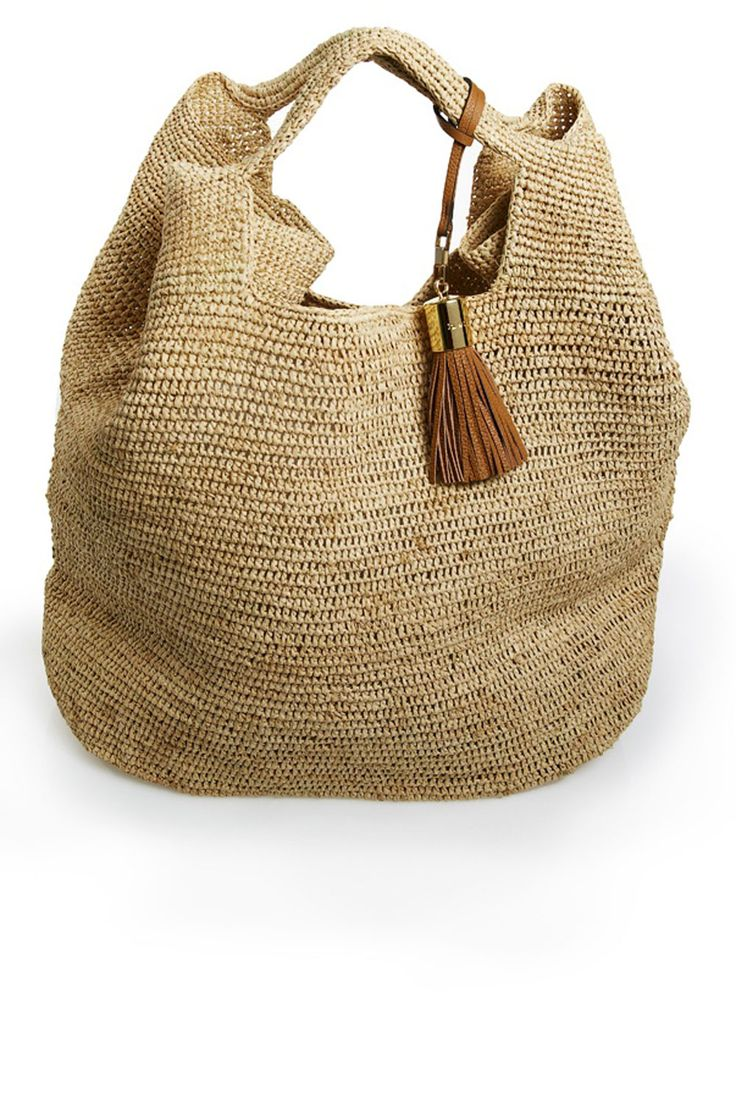 Bucket Bag Beige, £220, Heidi Klein