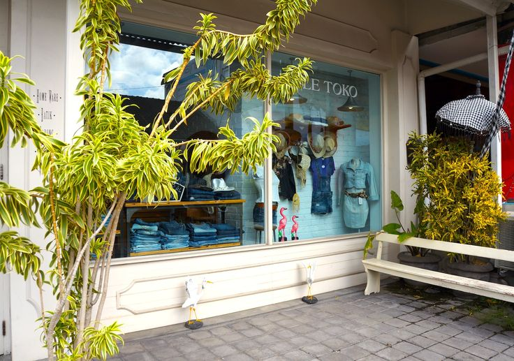 Le Toko Conceptstore Bali. Jl. Kunti 1 - Seminyak.