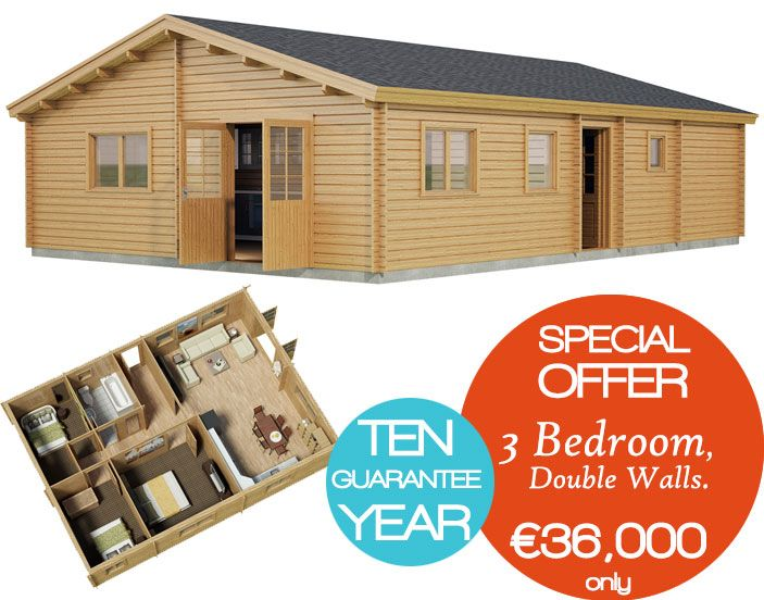 Log Cabin for sale in Ireland