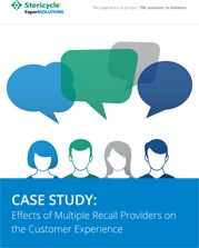 Case Study: Effects of Multiple Recall Providers