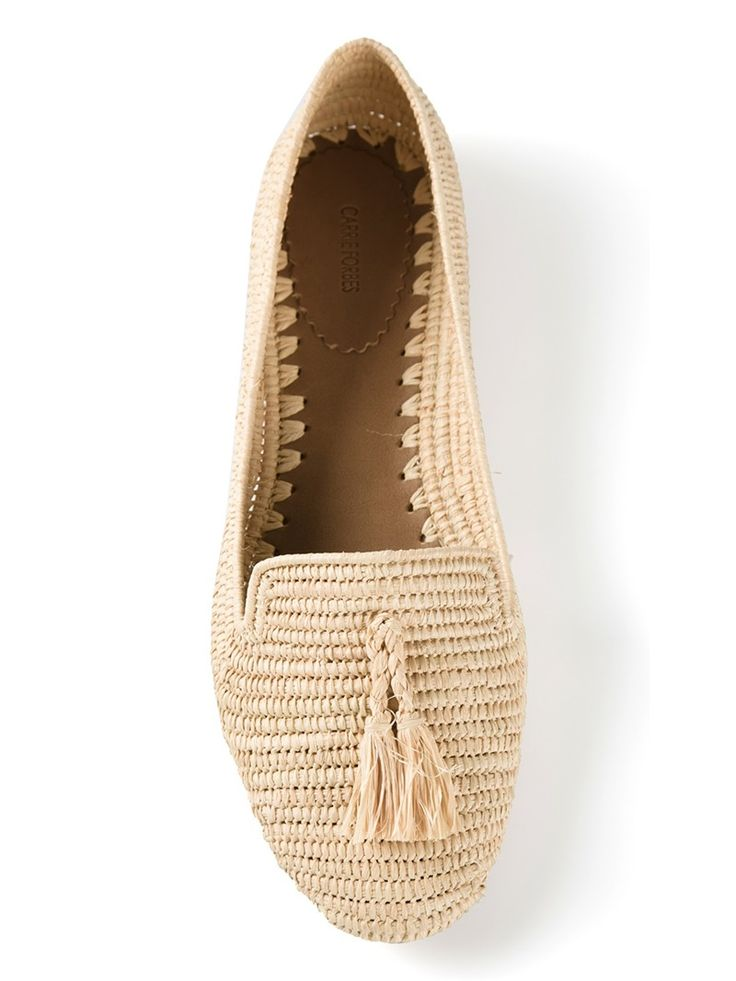 CARRIE FORBES 'Suite' loafer @Elena Rudaya