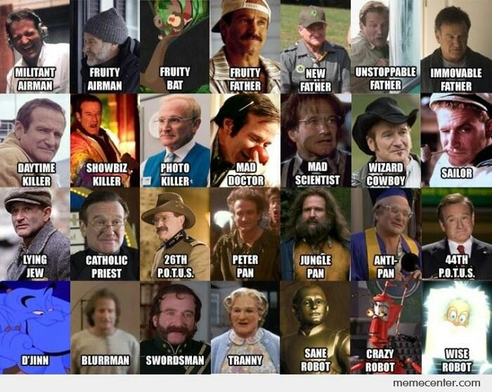 Image Result For Robin Williams Best Roles His Most Memorable Movies Time