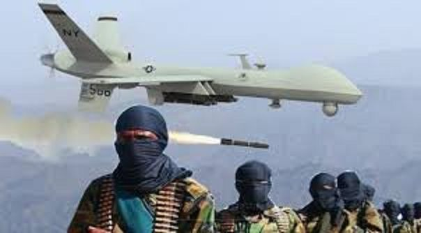 Washington:US forces conducted an air strike against the Al-Qaeda-affiliated Shabaab group in Somalia on Tuesday, killing more than 100 jihadists, military officials said.