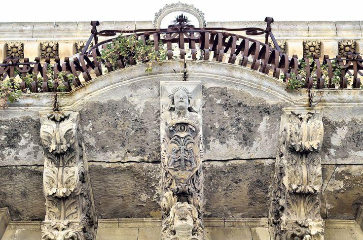 Palazzo Napolino - Tommasi Rosso (Modica alta) Alberta Dionisi photos on Flickr.