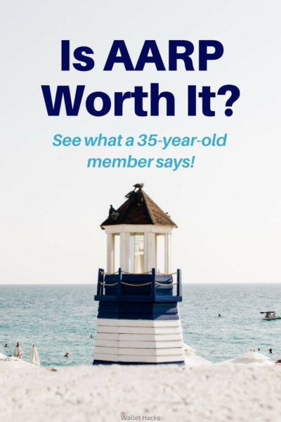 "You've probably see the AARP ads and wondered - is AARP worth it? Did you know you can join even before you're 50 or retired? See what we think and how to join before people typically ""retire."" 