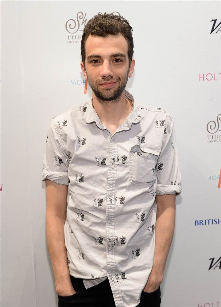 Jay Baruchel. There's just too many fantastic things I could say about him.. Also, Man Seeking Woman is a pretty decent show ;)