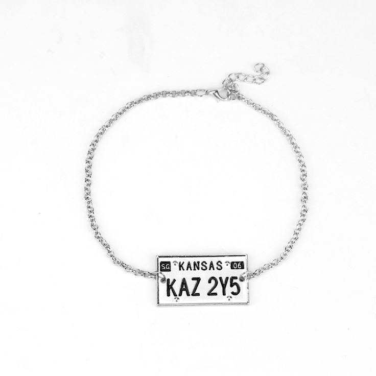 Supernatural Car Number Plate KAZ 2Y5 Bracelet - $ 6.95 ONLY!  Get yours here : https://www.thepopcentral.com/supernatural-car-number-plate-kaz-2y5-bracelet/  Tag a friend who needs this!  Free worldwide shipping!  45 Days money back guarantee  Guaranteed Safe and secure check out    Exclusively available at The Pop Central    www.thepopcentral.com    #thepopcentral #thepopcentralstore #popculture #trendingmovies #trendingshows #moviemerchandise #tvshowmerchandise