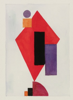 Sherrie Levine. After Kasimir Malevich.