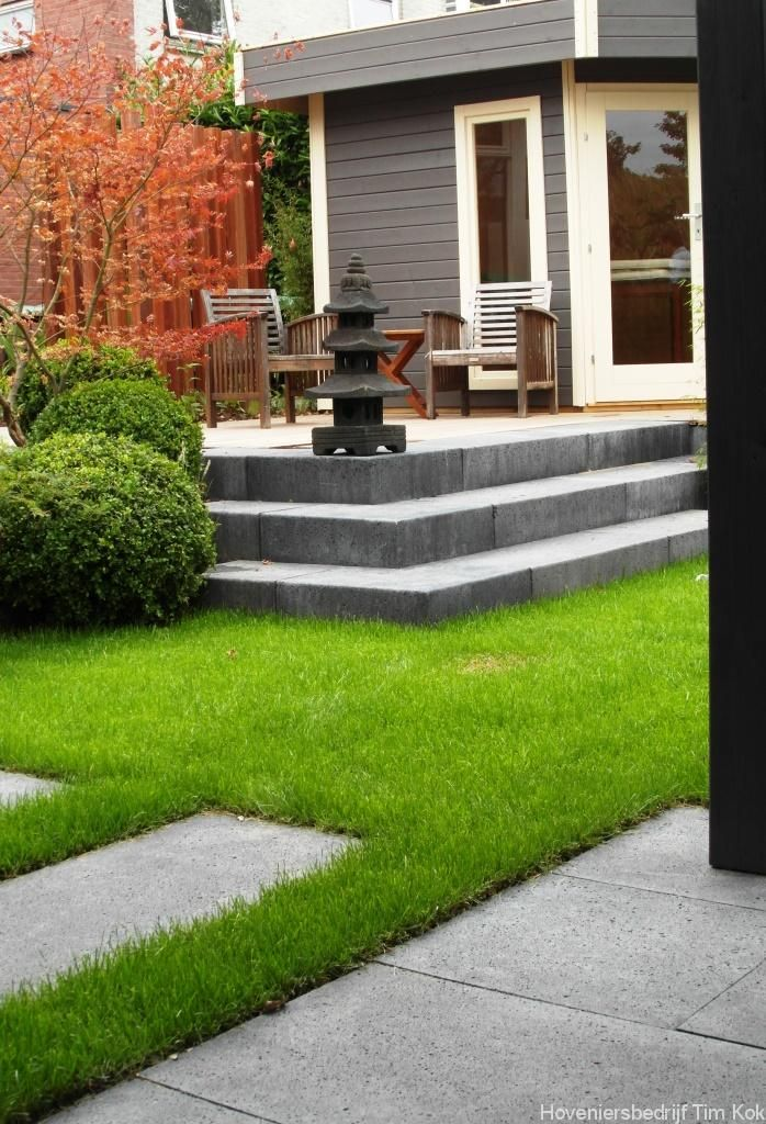 Idee kleine tuin met niveauverschil foto : 25+ beste ideeën over Gezellige hoek op Pinterest - Gezellig ...