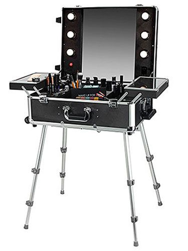 Editor's Choice: Best Holiday Gifts - Jessica Prince, Beauty Editor - Make Up For Ever Be Your Own Make Up Artist Station, $950