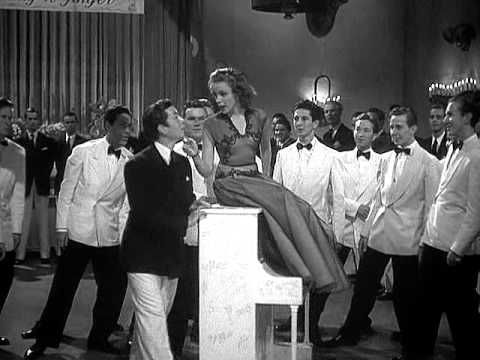 "Favorite musical number ever // ""Embraceable You"" Girl Crazy (1943) // Judy Garland"