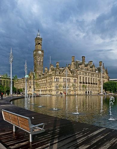 Bradford City Park. Old memories