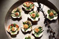 Coquilles met een Aziatisch tintje: lekker als voorgerecht! - Recept - Allerhande