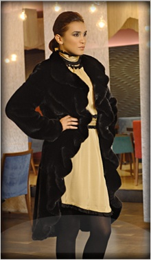 Chrisos Furs Blackglama Furriers Website