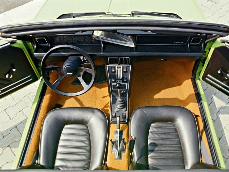 1972Fiat X1/9