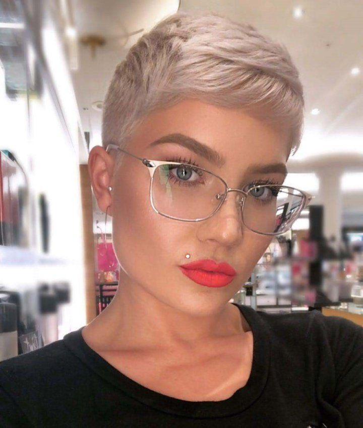 Latest Pixie Cut Hairstyle Ideas for Women 2019 – Style2 T