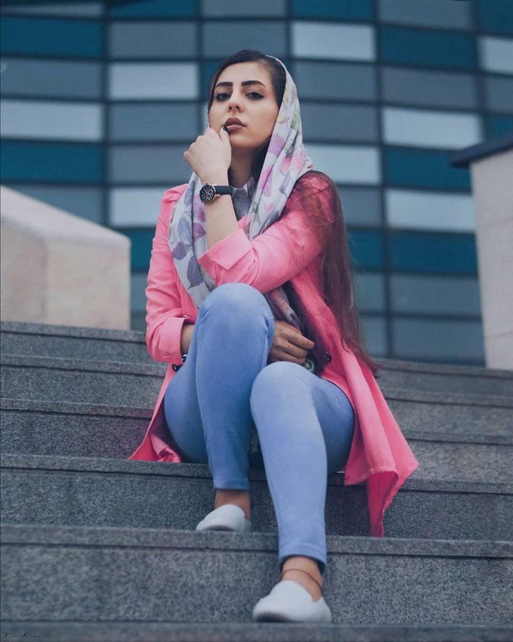 Iran magazine shoots