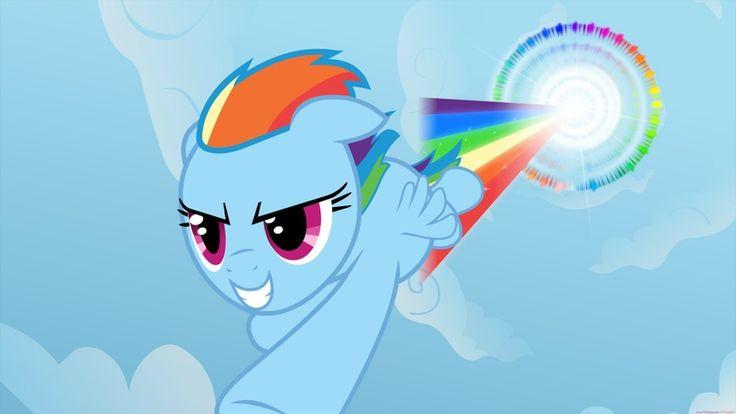 25 Best Rainbow Dash Images On Pinterest