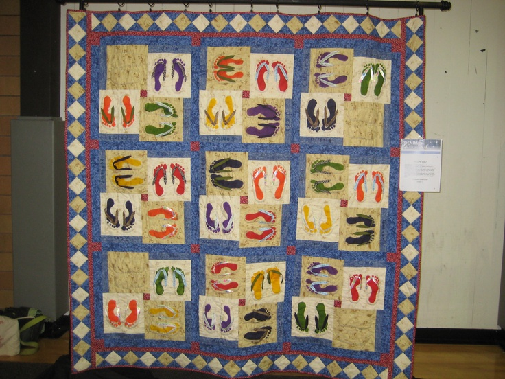 Quilting Class Ideas : 31 best Octopus Quilts images on Pinterest