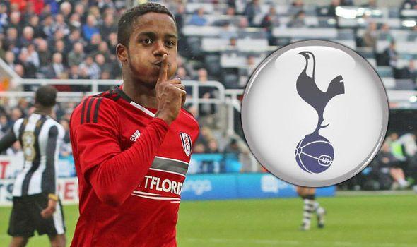 Ο Ryan Sessegnon της Fulham είναι ο νούμερο ένα στόχος της ομάδας για να αντικαταστήσει τον Danny Rose, εάν και εφόσον αυτός αποχωρήσει σύ...