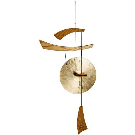 Customized Woodstock Wind Chime  Emperor by EngravableCreation