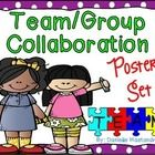 Twelve colorful posters that teach collaboration & teamwork skills.   Included Posters: -Groups -Team -Partners -Collaboration -Take turns -Lis...