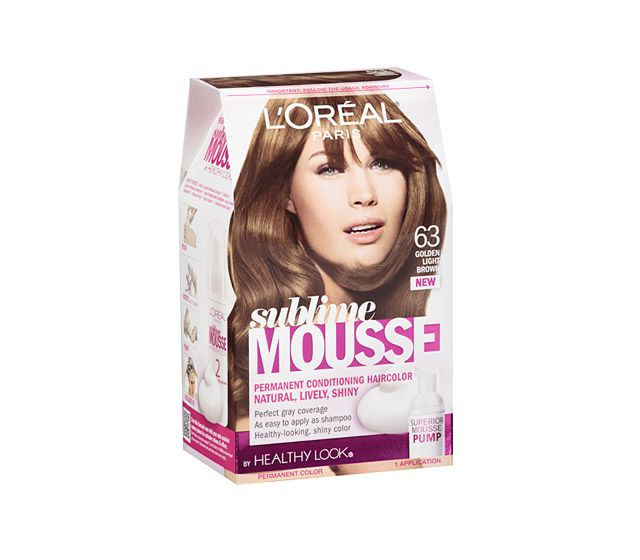 Get J Lo's hair for under $10? Yes way! Celebrity Hair Must Haves: L'Oreal Paris Sublime Mousse