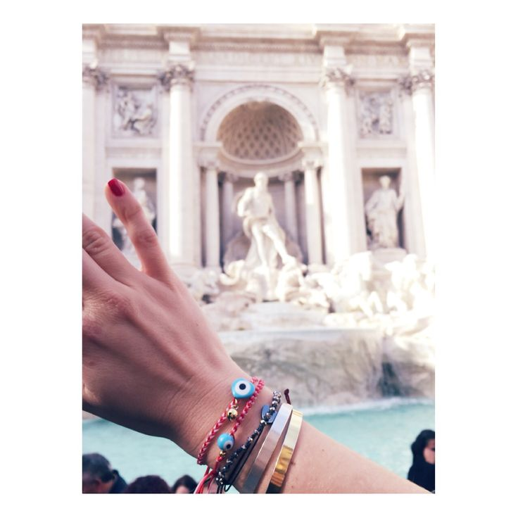 I love Fontana di Trevi!