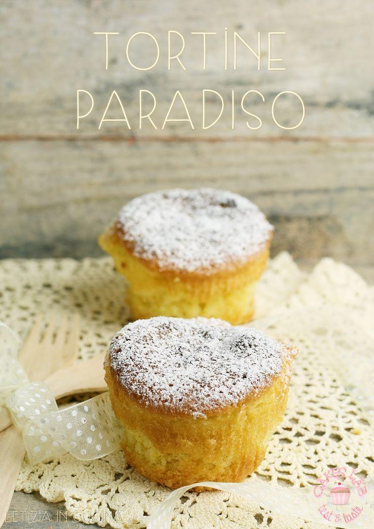 Letizia in Cucina: Tortine Paradiso
