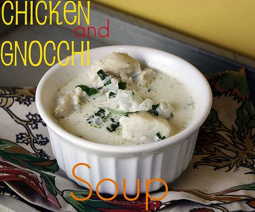 Chicken and Gnocchi Soup: Stew, Olive Garden, Family Love, Comforting Soups, Sensational Soups