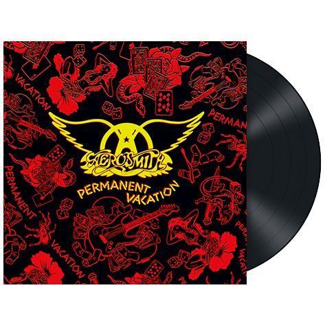 Permanent vacation - LP van Aerosmith
