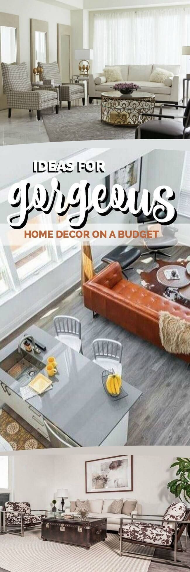 living spaces home furniture. ideas for gorgeous home decor on a budget diy decorliving spaces budgetarchitecture living furniture