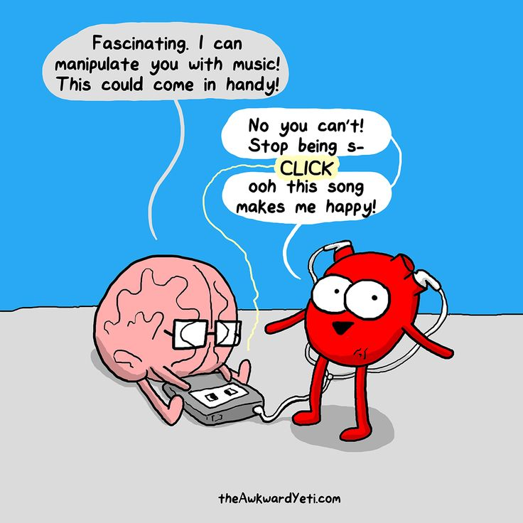 #Heart and Brain #Music