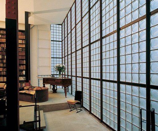 17 best images about pierre chareau la maison de verre. Black Bedroom Furniture Sets. Home Design Ideas