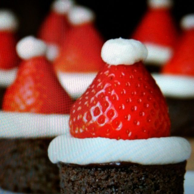 pinterest holiday cup cakes | Christmas CupCakes. | Yammy