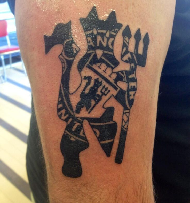 man utd tattoo - Google leit