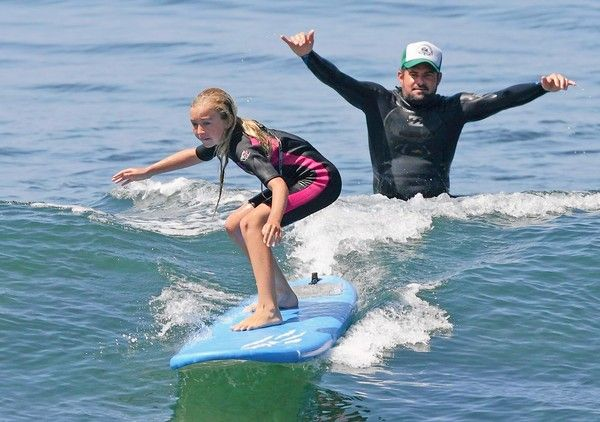 Learn how to Surf!