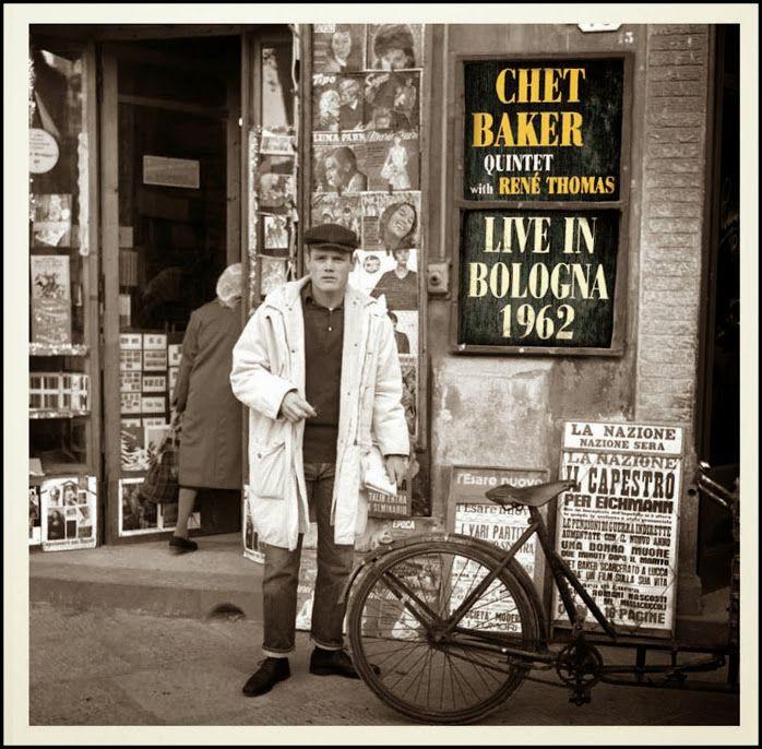 chet baker my funny valentine album 1954