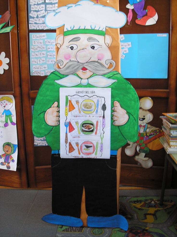 RECURSOS DE EDUCACION INFANTIL: ALIMENTOS