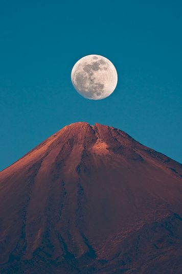 Teide (Tenerife) I've been and it's spectacular!