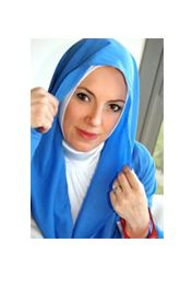 Elif Kavakci, Fashion Designer. Interview with Mosaic #muslimwomen #fashion #design #kavakci