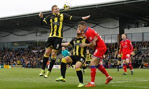 Burton stalled by Oldham but Nigel Clough stays calm in pursuit of history