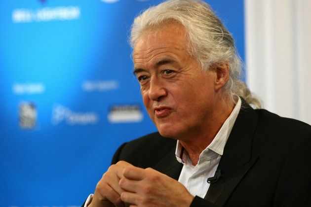 Jimmy Page Promises 'Substantial' Rarities on New Led Zeppelin Remasters