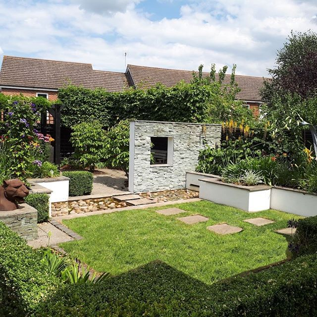 New The 10 Best Garden Ideas Today With Pictures Contemporary Garden Design Bracknell Berks Garden Design Contemporary Garden Design Contemporary Garden