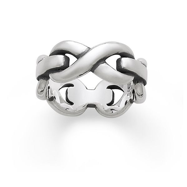 Infinity Band #jamesavery #infinityring | Avery Rings ...