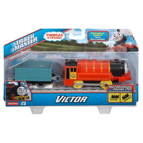 Fisher-Price Thomas & Friends TrackMaster Motorized Victor Engines